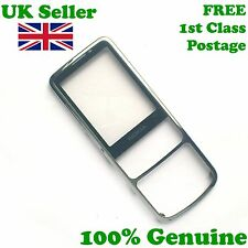 5 x Genuine Nokia 6700 classic front fascia housing + screen lens glass Chrome
