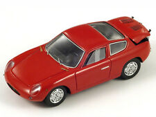 Spark Model 1:43 S1301 Abarth Fiat 1000 Bialbero GT 1961 NEW