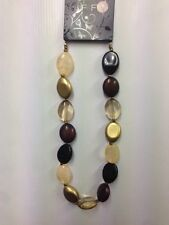 Oval Beaded Costume Necklaces & Pendants
