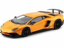 2015 Lamborghini Aventador LP750-4 Superveloce Orange 1:18 Kyosho C09521P