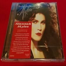 ALANNAH MYLES - Self Titled - ROCK CANDY LIMITED COLLECTOR'S EDITION CD