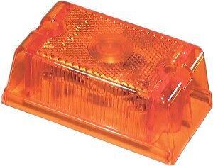 Truck Lite Amber Indicator light 12v Truck side Marker Lamp Kit 13011Y Trailer