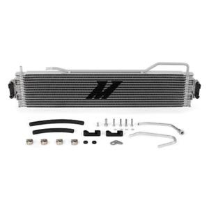 Mishimoto Silver Transmission Cooler for 2014+ Chevy Silverado 1500 V8