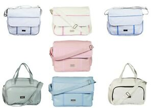 Leatherette Changing Bags