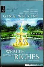 Wealth Beyond Riches by Gina Wilkins (Paperback / softback, 2006)