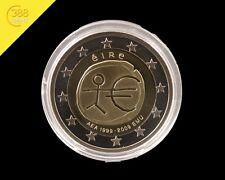 2 Euro Irland 2009 PP 10 Jahre WWU / EMU Währungsunion