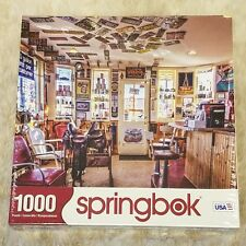 "Springbok Puzzle 1000 Piece Made USA Coke Coca-Cola Classic Signs 24"" x 30"""