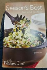 Pampered Chef Seasons Best S/S 2014