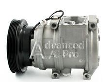 New AC A/C Compressor Fits: 1988 - 1999 Toyota Celica / 1999 - 2001 Solara 4 cyl
