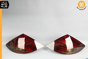 07-10 Mercedes W216 CL550 CL63 AMG Right & Left Tail Light Lamp Set OEM