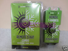 Evo-One-Thar-Hon4 Remote Start + T Harness Multi 2014 + Honda Acura Push Start