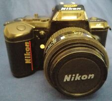 Nikon AF N4004 35mm SLR Film Camera with AF Zoom-Nikkor 35-70mm f/3.3-4.5 Lens a