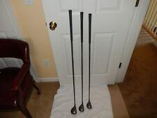 Lynx Tigress G 1, 3, 5 Golf Woods Set with Graphite Shafts