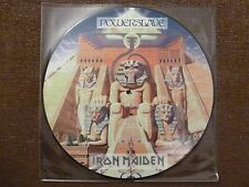 33T.LP.IRON MAIDEN.PICTURE DISC.POWERSLAVE.ALBUM.PICTURE DISC.RARE. Edition limi