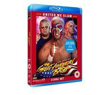 WWE - United We Slam:The Best of The Great American Bash Blu-Ray (2 Disc Set)