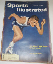 Sports Illustrated Magazine Earl Young June 1961 072514R