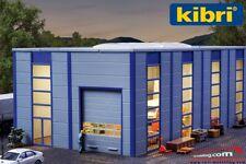 KIBRI 39250 - H0 1:87 - Deposito capannone industriale prefabbricato L 28 x W 14