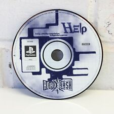 Road Rash jeu de l'aide Compilation-SONY PS1 PLAYSTATION PSONE-DISQUE UNIQUEMENT!!!