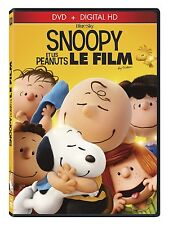 """DVD """"Snoopy et les Peanuts - Le Film""""  NEUF SOUS BLISTER"""