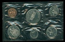 1973 Canada Proof Like (PL) Coin Set with RCMP 25 Cents - PEI Uncirculated Set