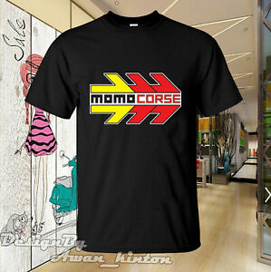 Shirt Momo Corse Logo Tshirt