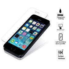 Protection Écran En Verre Trempé pour iPhone 5, 5S,5C, SE