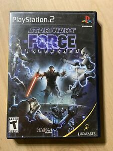 Star Wars The Force Unleashed PS2 Used