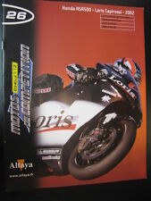 Altaya Motos de Compétition Échelle 1/12 serie #26 (Frans)