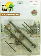 """WWII US Bazooka Set #51000 Ultimate Soldier for 12"""" Figures 1:6"""