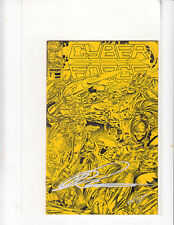 Marc Sylvestri, Cyberforce #2 Signed Ashcan #3357/5000 RARE