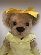 Extremely Rare Annette Funicello Princess Disney Belle Beauty and the Beast Bear