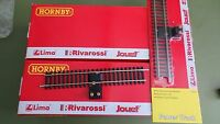 Lime Rivarossi by Hornby R8206 binaire droit 168mm di alimentation
