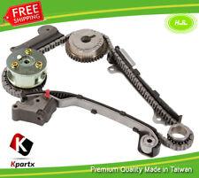 Timing Chain Kit For Nissan Almera Primera 1.6 1.8L P12E QG18DE w/VVT Gear