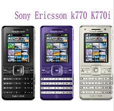 Sony Ericsson k770 K770i 3.2mp camera 3G Bluetooth Mp3 keyboard Mobile Phone