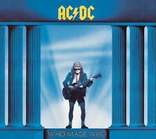 AC/DC CD - WHO MADE WHO [REMASTERED](2003) - NEW UNOPENED - ROCK METAL