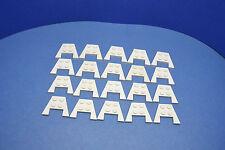 LEGO 20 x Flügel 3x4 kurzer Arm 4859 aus 6353 7823 1472 6396 6017 weiß