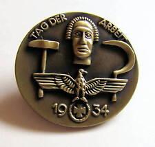 PIN Tag der Arbeit 1934 - Deutsches Reich ***P-310