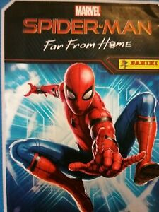 SPIDERMAN FAR FROM HOME X50 SEALED PACKS