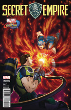 Marvel Comics Secret Empire #8 (of 10) Mizuno Capcom Variant E Bagged & Boarded