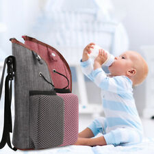 Portable Travel Usb Baby Bottle Warmer Bag Insulated Heating Infant Feeding Tote