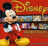 Disney Soundtracks Collection [CD]