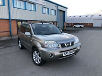Nissan x-trail 2.2dci 136 Columbia NO RESERVE