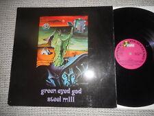 STEEL MILL Green Eyed God GERMAN PENNY FARTHING LP 1972 rare