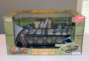 1/18 Panther Ausf G WWII German Tank – 21st Century Toys Ultimate Soldier XD