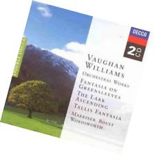 Vaughan Williams 2cd Lark Ascending Tallis Fantasia Greensleeves Variation