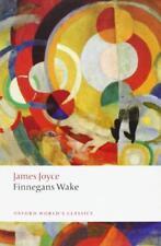 Finnegans Wake (Oxford World's Classics) by James Joyce | Paperback Book | 97801
