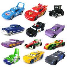Disney Pixar Cars King McQueen Sheriff Diecast Toys Model Car 1:55 Kids Gift