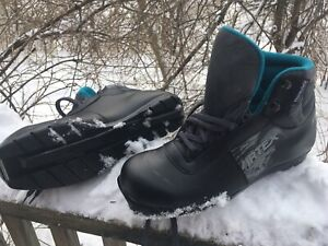 Cross country ski boots nnn Size 45