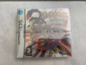 Pokemon Version Platine Neuf Sous Blister REPRO  ds