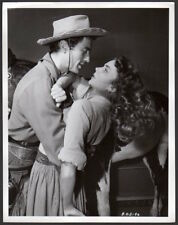 GREGORY PECK & JENNIFER JONES Vint Orig Photo DUEL IN THE SUN 1946 western film